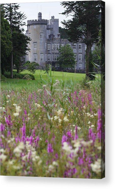 Dromoland Acrylic Print featuring the photograph Dromoland Castle Ireland by Pierre Leclerc Photography