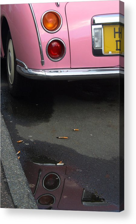 Jez C Self Acrylic Print featuring the photograph Figaro Figaro by Jez C Self
