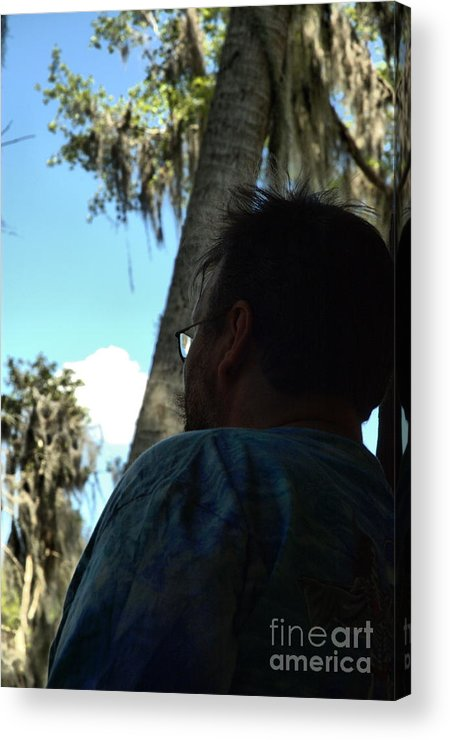 Florida Acrylic Print featuring the photograph Floridaydreaming by Kathi Shotwell