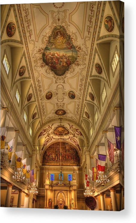 Fresco Acrylic Print featuring the photograph Humbled by Christopher McPhail