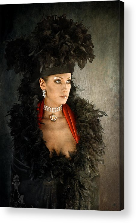 Acrylic Print featuring the photograph Impress by Zygmunt Kozimor