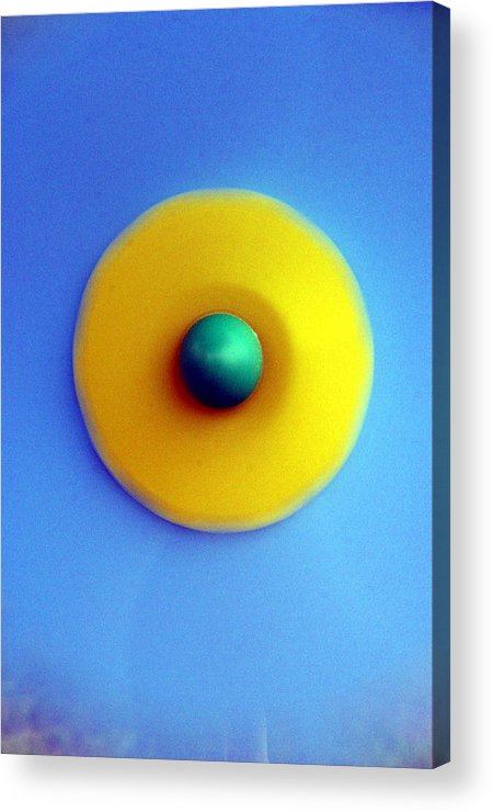 Photographer Acrylic Print featuring the photograph Keep Spinning by Jez C Self
