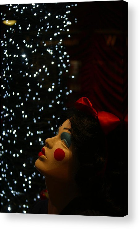 Jez C Self Acrylic Print featuring the photograph Look At The Stars by Jez C Self