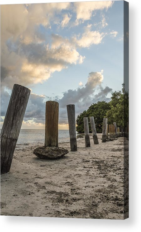 Acrylic Print featuring the photograph Lost In The Keys by Patrick DeCaprio