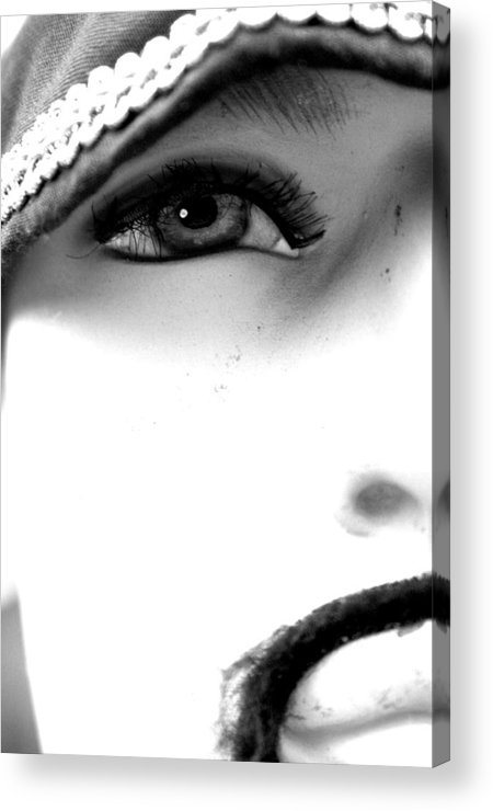 Photographer Acrylic Print featuring the photograph Meye by Jez C Self