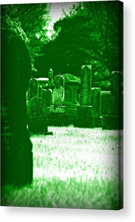 Night Acrylic Print featuring the photograph Night Vision by Carl Perry