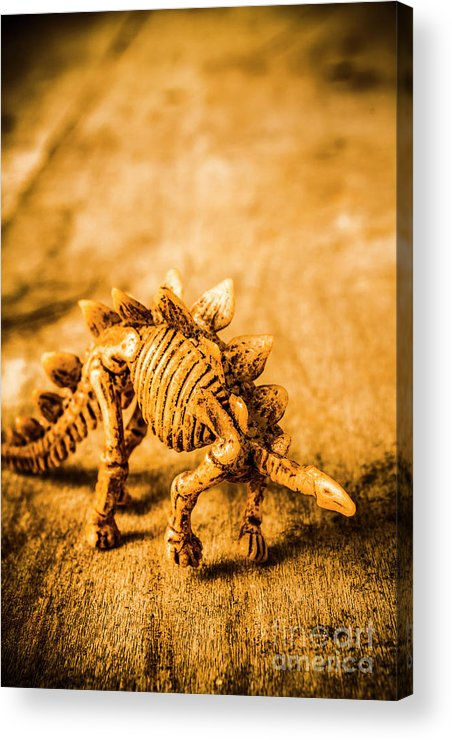 Toy Acrylic Print featuring the photograph Restoration In Extinction by Jorgo Photography - Wall Art Gallery
