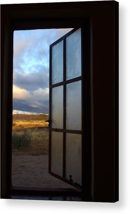 Namibia-breathtaking Views Acrylic Print featuring the photograph Room With A View by John Bradford