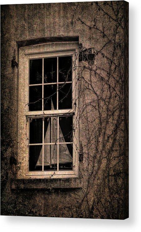 Window Acrylic Print featuring the photograph Savannah Sail Art by JAMART Photography