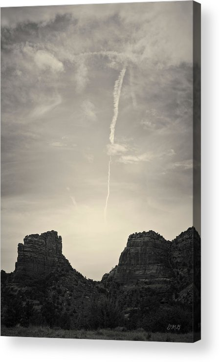 Mesa Acrylic Print featuring the photograph Sedona Landscape No. 4 by Davie Gordon