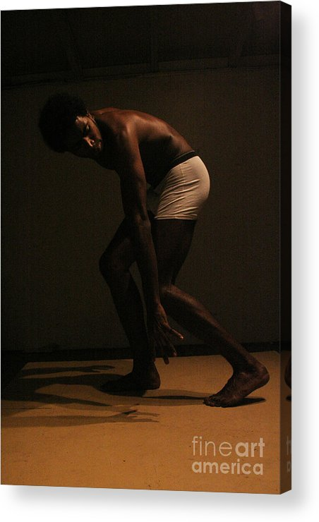 Him Acrylic Print featuring the photograph Untitled by Patricia Gomez