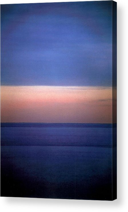 Landscape Acrylic Print featuring the photograph Vertical Number 18 by Sandra Gottlieb