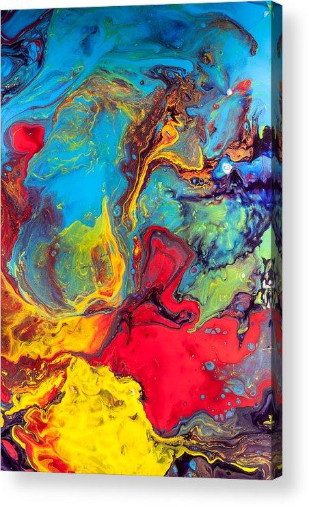 Medium Used In Abstract Art