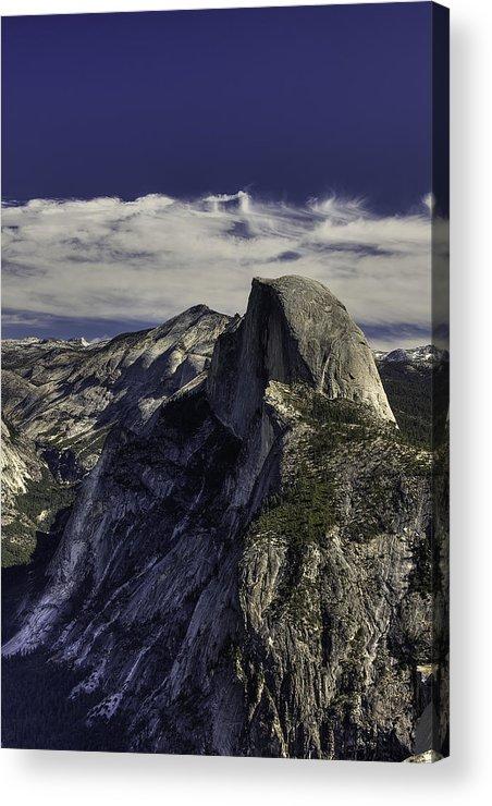 Yosemite Acrylic Print featuring the photograph Yosemite Granduer by Jim Riel