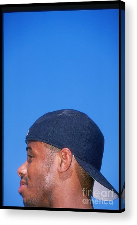 People Acrylic Print featuring the photograph Ken Griffey Jr by Harry How