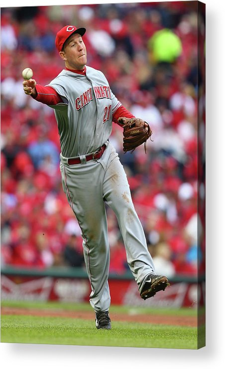 People Acrylic Print featuring the photograph Todd Frazier by Dilip Vishwanat