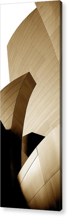 Architecture Acrylic Print featuring the photograph 08001 by Jeffrey Freund