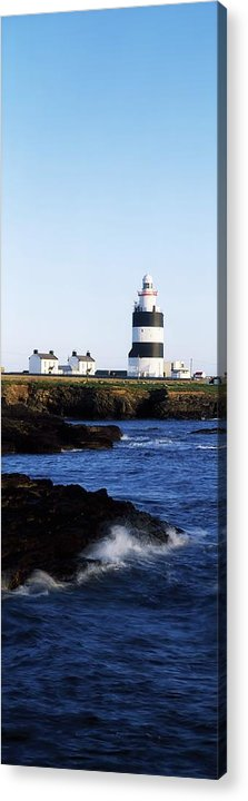 Building Acrylic Print featuring the photograph Hook Lighthouse, Co Wexford, Ireland by The Irish Image Collection
