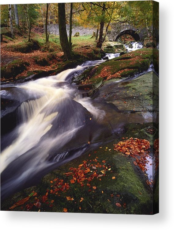 Day Acrylic Print featuring the photograph Sally Gap, County Wicklow, Ireland by The Irish Image Collection