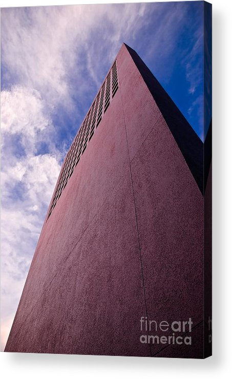 Higher Acrylic Print featuring the photograph Higher Expectations by Charles Dobbs