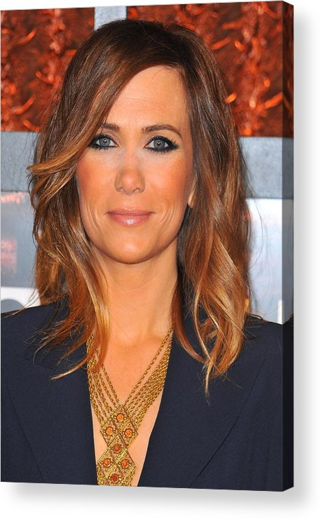 Kristen Wiig Acrylic Print featuring the photograph Kristen Wiig In Attendance For The by Everett