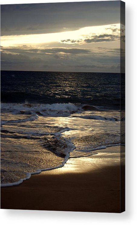 Acrylic Print featuring the photograph Maui by JK Photography