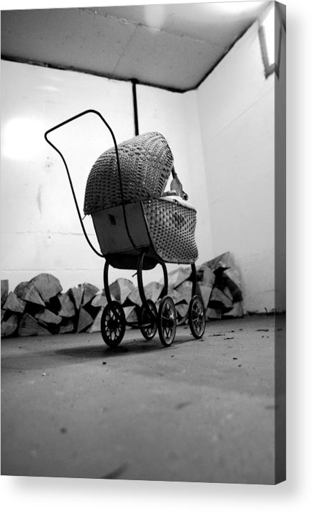Baby Acrylic Print featuring the photograph Buggy by Tom Melo