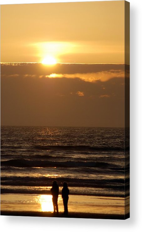 Acrylic Print featuring the photograph Love by JK Photography