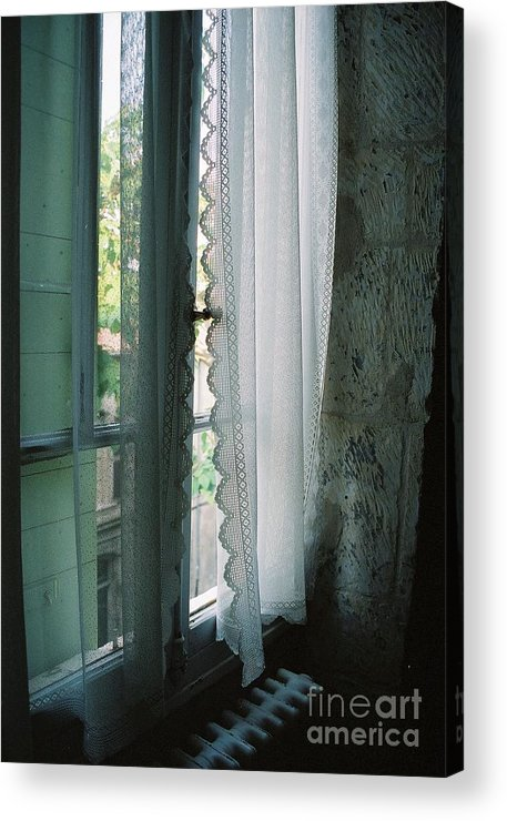 Arles Acrylic Print featuring the photograph Rest by Nadine Rippelmeyer