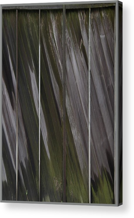 Optical Illusions Acrylic Print featuring the photograph Strange Illusion by Guy Ciarcia