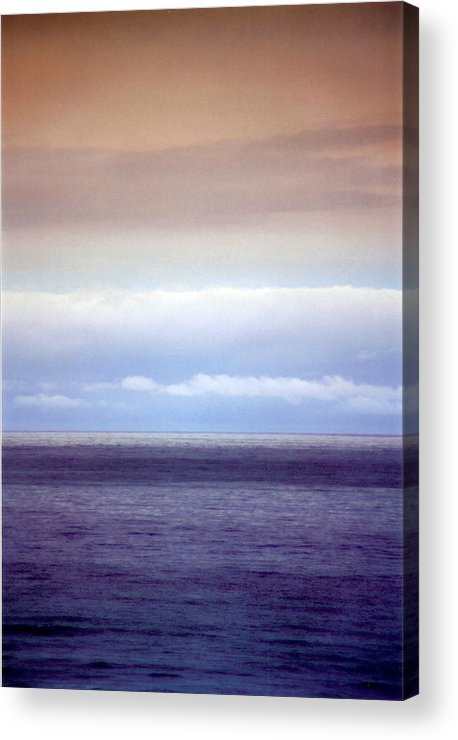 Landscape Acrylic Print featuring the photograph Vertical Number 10 by Sandra Gottlieb