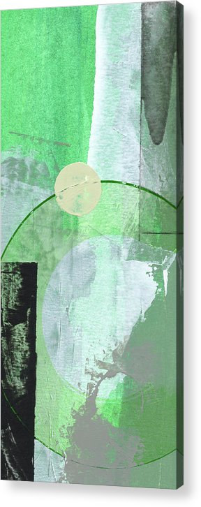 Abstract Acrylic Print featuring the painting Rcnpaintings.com by Chris N Rohrbach