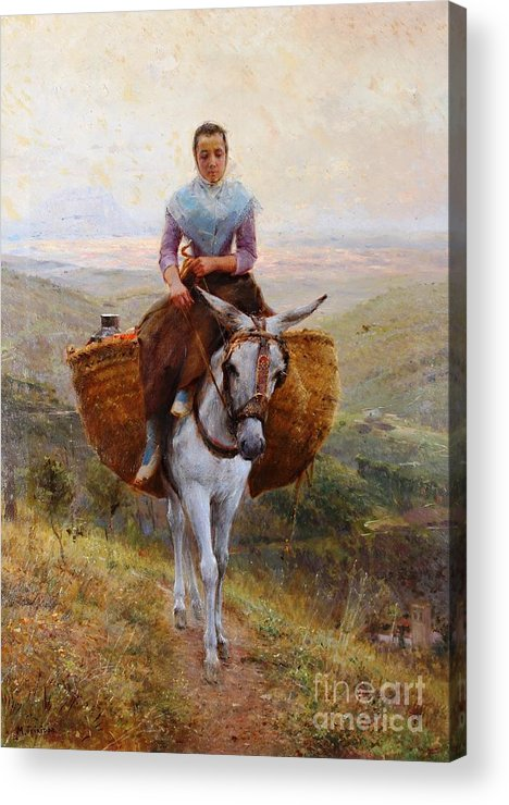 donkey riding ladies