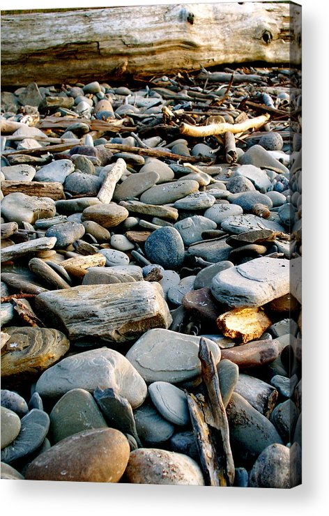 Acrylic Print featuring the photograph Shore by Jennifer Addington