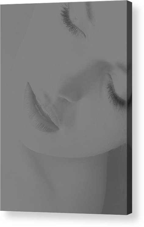 Photography Acrylic Print featuring the photograph Women Body - Desire by Robert Litewka