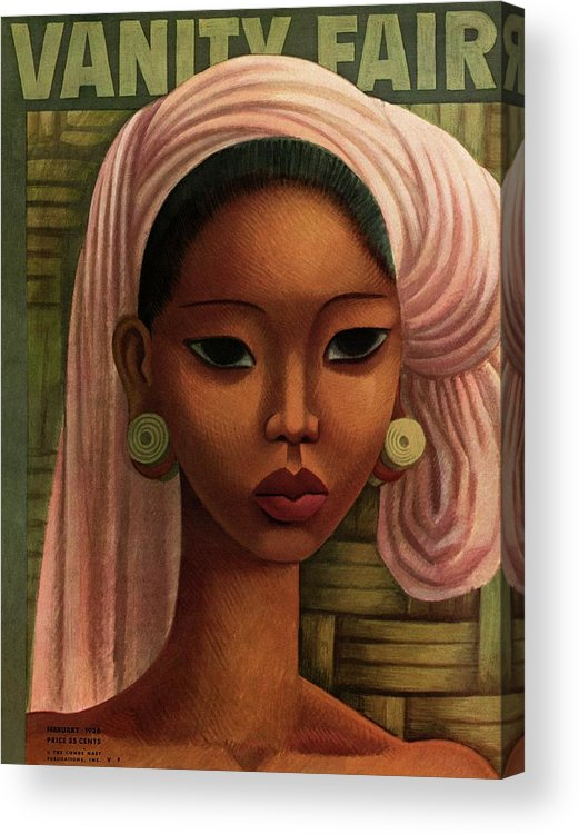 Dance Acrylic Print featuring the photograph A Woman From Bali by Miguel Covarrubias