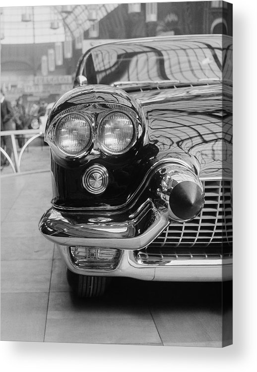 1950-1959 Acrylic Print featuring the photograph Cadillac by Thurston Hopkins