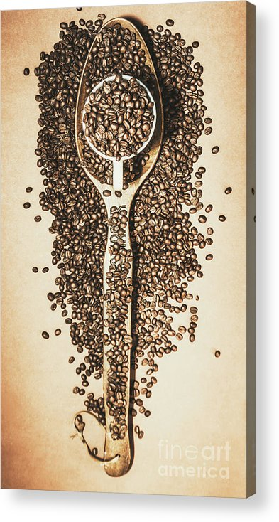 Wall Art Acrylic Print featuring the photograph Rustic Drinks Artwork by Jorgo Photography - Wall Art Gallery