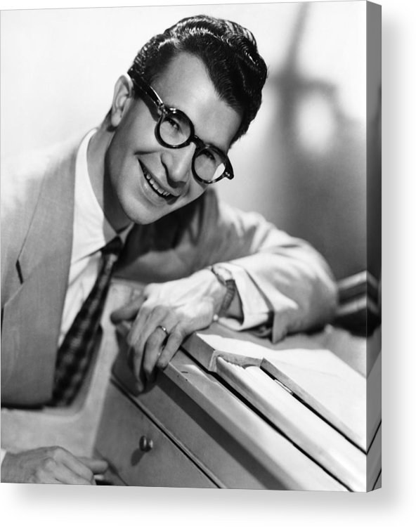 1950s Portraits Acrylic Print featuring the photograph Dave Brubeck, 1950s by Everett