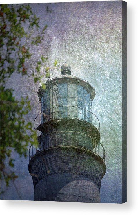 Beacon Acrylic Print featuring the photograph Beacon Of Hope by Judy Hall-Folde
