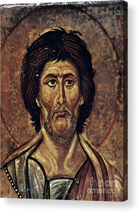 13th Century Acrylic Print featuring the photograph Moses by Granger