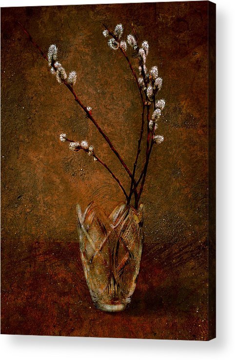 Art Acrylic Print featuring the photograph Spring Bouquet by Svetlana Sewell