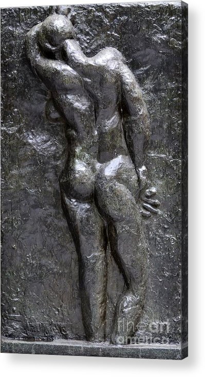 Moon Acrylic Print featuring the photograph Moma 11 by Artie Wallace