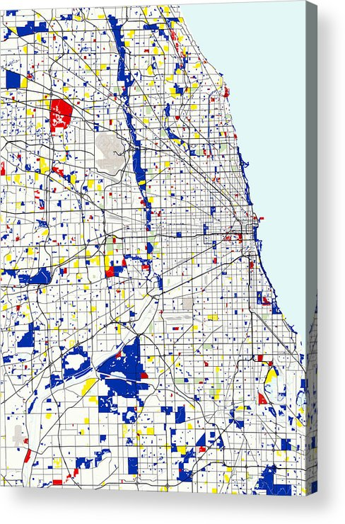 Map Of Chicagoland In The Style Of Piet Mondrian Acrylic Print Chicagoland Map on magnificent mile map, legends map, pacific nw map, delaware valley, cook county, northwest indiana map, illinois map, charlotte douglas airport terminal map, logan square map, atlanta metropolitan area, dupage county, florida map, stores pacific location on map, dekalb county, oak park, cook county map, naperville zip code map, london map, greater houston, will county, barrington on a map, around the world map, chicago map, lake county, gurnee zoning map, great lakes megalopolis, back of the yards map, new york metropolitan area, evanston map, chicago loop, dallas/fort worth metroplex, hegewisch map,