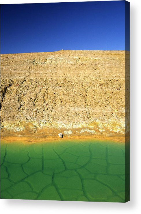Landscape Acrylic Print featuring the photograph The Wild And The Blue Yonder by Randy Oberg