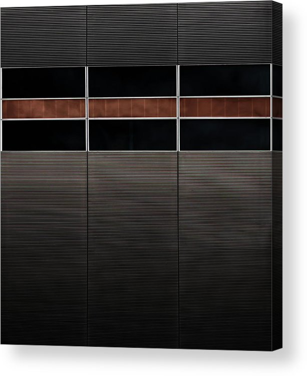 Abstract Acrylic Print featuring the photograph Bellezza Foderata by Gilbert Claes