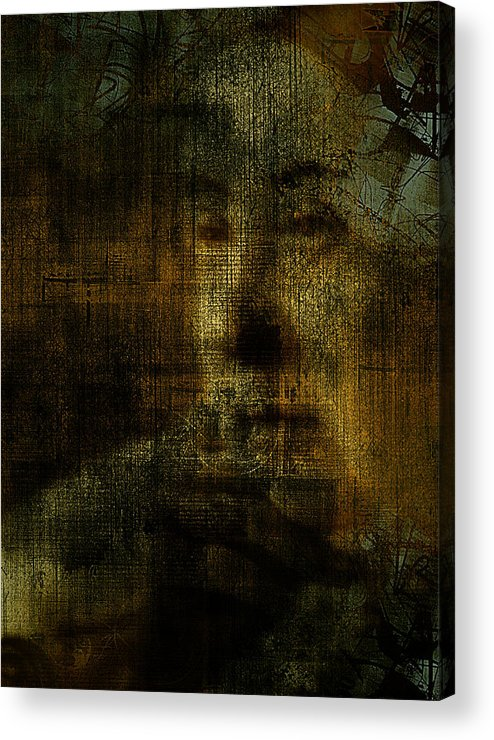Photographs Framed Prints Acrylic Print featuring the photograph Mother May by The Artist Project
