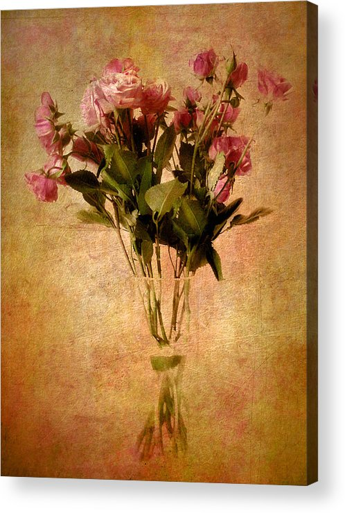 Flowers Acrylic Print featuring the photograph A Subtle Scent by Jessica Jenney