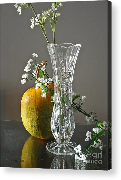 Still Life Acrylic Print featuring the photograph Everlasting Harvest by Shelley Jones