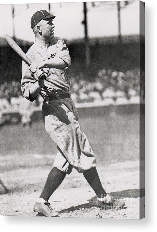 Home Base Acrylic Print featuring the photograph Mlb Photos Archive by Major League Baseball Photos